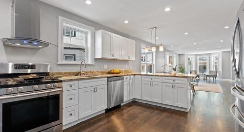Recently redone Dorchester duplex asks $599,000