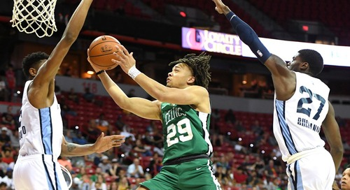 Vegas Summer League Preview: Boston Celtics vs Memphis Grizzlies