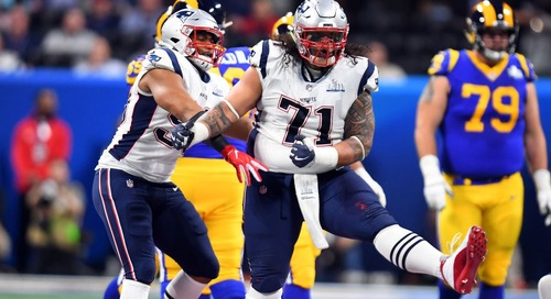 New England Patriots links 5/21/19 - Recent signings reward talent, beef up solid 'middle-class' tier