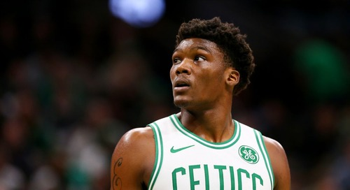 Robert Williams is still a work in progress