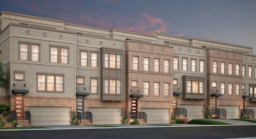 On Northside Drive, 58-unit townhome project is moving forward