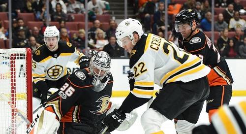 Bruins recall Peter Cehlarik from Providence