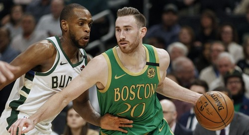 A case for Hayward to run point-forward off the bench