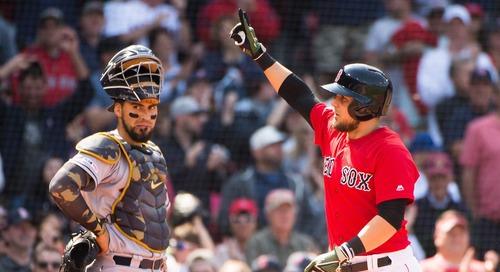 Daily Red Sox Links: Michael Chavis, Matt Barnes, Koji Uehara