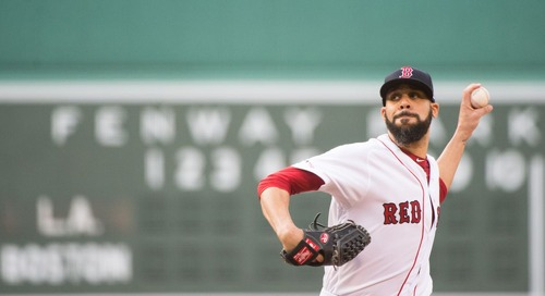 Red Sox vs. Orioles Lineups: Keep it rollin'