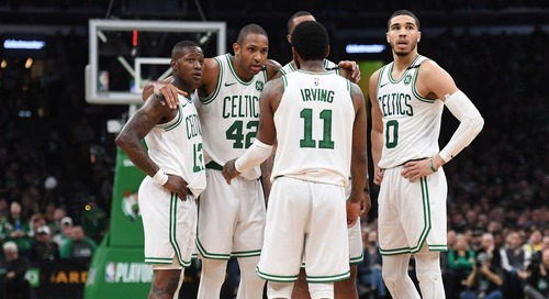 Bulpett: Boston was Kyrie Irving's preferred destination after 2017 trade request