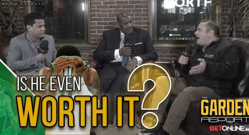 Cedric Maxwell: 'Kyrie Irving is the best finisher I've ever seen' - The Garden Report