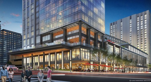 Boston's largest new hotel since 1984 plots strategy