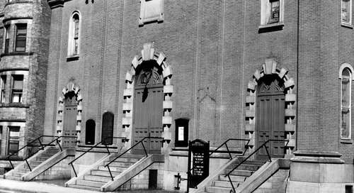 Historic South End church slated for redevelopment