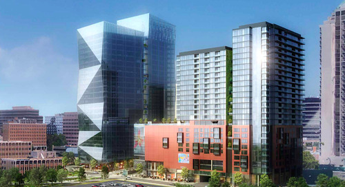 Site activity, permits suggest towering 'Midtown Union' project is a go