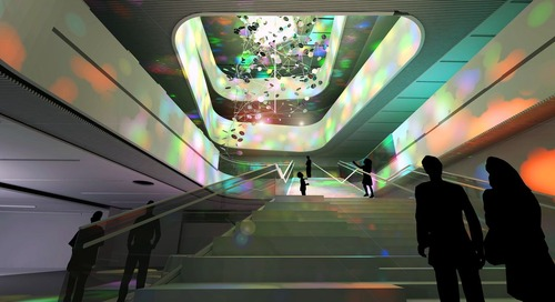 Images: $247K art installations picked for Central Atlanta Library's renovation