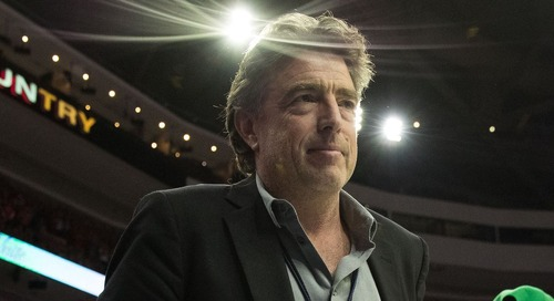 """Grousbeck: """"the actual and the potential, there was a gap"""" with Celtics"""