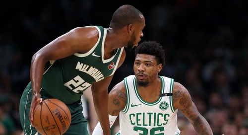 Marcus Smart wants Celtics to play like 'wounded coyotes' this season