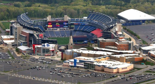 Gillette Stadium: The ultimate guide to the home of the New England Patriots