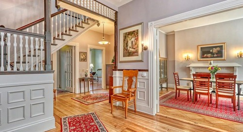 Harvard Square rowhouse a rare sales offering