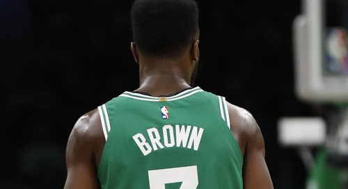 Jaylen Brown elected as Vice President of the NBPA's Executive Committee