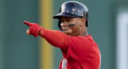 One Big Question: Can Rafael Devers make a leap against lefties?