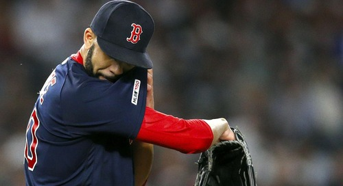 Daily Red Sox Links: David Price, Mookie Betts, Rick Porcello