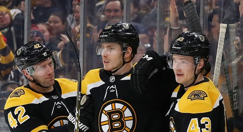 Bruins sign Peter Cehlarik to one year, league min. contract