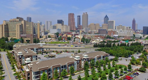 Atlanta counted among five global cities boldly fighting consequences of sprawl