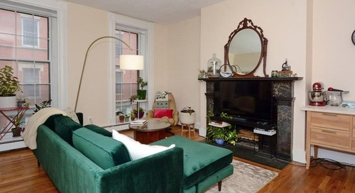 Is this Beacon Hill one-bedroom a deal?