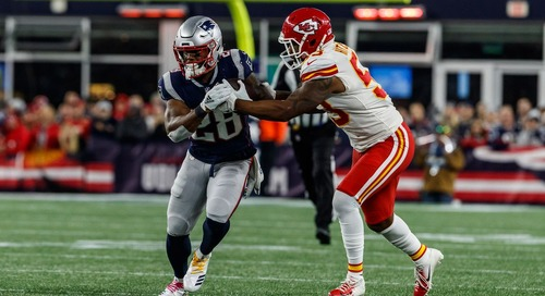 NFL playoff odds: Patriots given just a 39% chance to beat the Chiefs