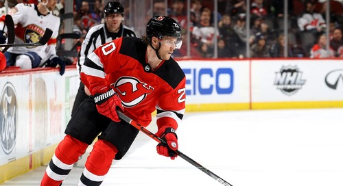 Did Tampa just set the market price with the acquisition of Blake Coleman?