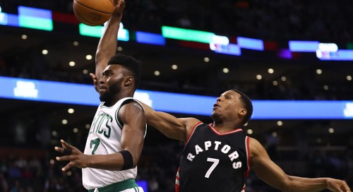Celtics fall to Raptors 113-101