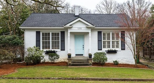 This 1940s cottage is that rare Morningside house asking less than $600K