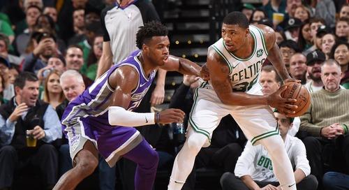 Preview:  Boston Celtics at Sacramento Kings  Game #12