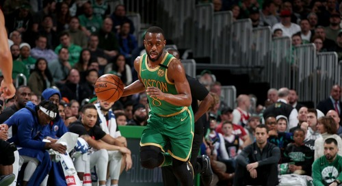 Kemba Walker unlikely to play Wednesday vs. Jazz as Celtics take cautious approach