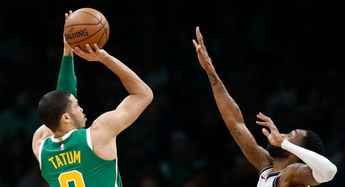 The Ides of March: Jayson Tatum's cold shooting