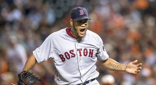 Eduardo Rodriguez to represent Red Sox in league-wide MLB The Show tournament