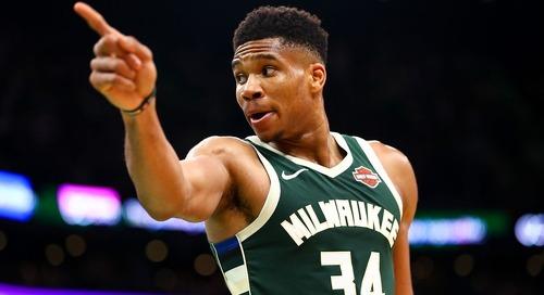 Boston Celtics at Milwaukee Bucks  Game #40