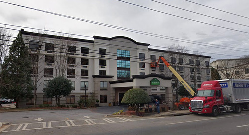 Buckhead hotel rebranded as 'boutique' lodging option set to open this fall