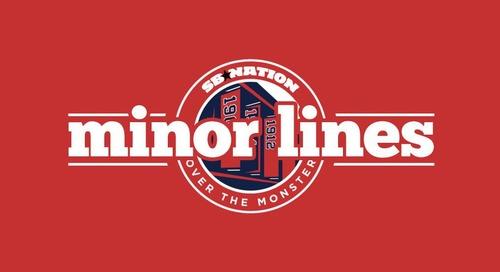 Red Sox Minor Lines: Yeesh