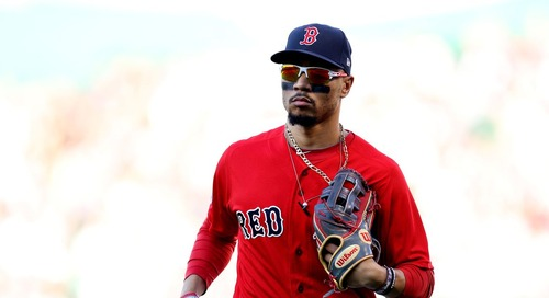 Daily Red Sox Links: Mookie Betts, Chaim Bloom, Rob Manfred
