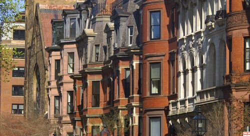 Apartment rents in 20 Boston-area towns and cities