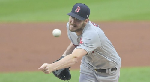 Daily Red Sox Links: Chris Sale, Dave Dombrowski, Chaim Bloom