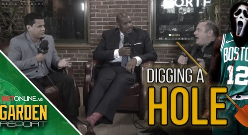 Terry Rozier is digging a hole with the Celtics that he may not be able to climb out of – Garden Report w/ Cedric Maxwell