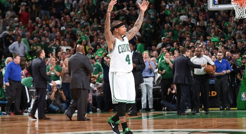 Despite rocky post-Celtics career, Isaiah Thomas' legend should remain intact in Boston