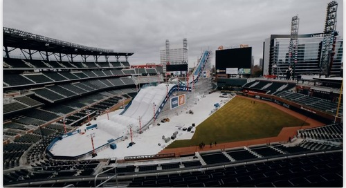 Photos: SunTrust Park, home of the Atlanta Braves, is beginning to look a lot like Colorado