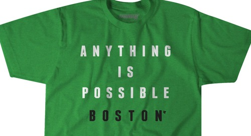 Anything is Possible! T-Shirt (supporting COVID-19 Fundraiser)