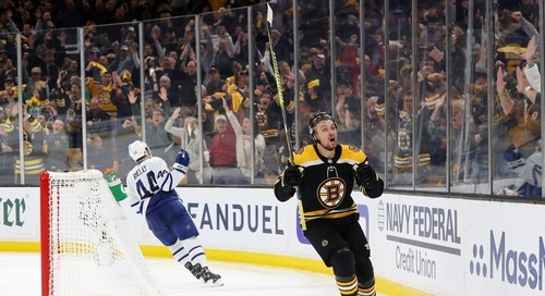 How would the NHL's proposed playoff format look for the Bruins?