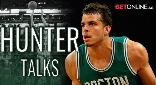 Boston Celtics: R.J. Hunter talks (audio)