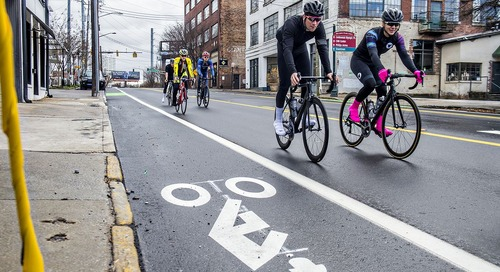Legislation would impose tougher fines for motorists who park, drive in bike lanes