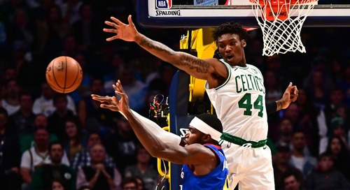 Robert Williams looks ready to return according to Brad Stevens' 'non-medical eyes'