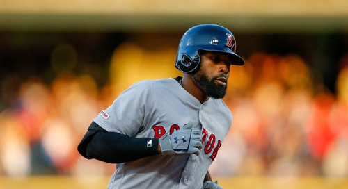 What does the Jackie Bradley Jr. trade market look like?