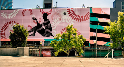 Photos: How the highly visual Arts & Entertainment Atlanta district is coming together