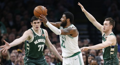The Bucks' modern defense and what it means for the Celtics